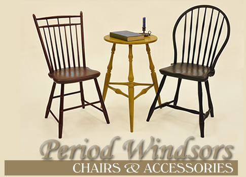 Period Windsors Chairs & Accessories