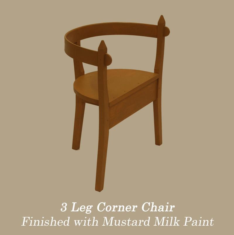 3 leg chair