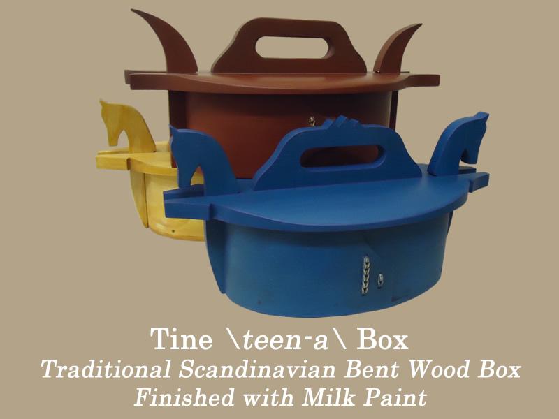 Tine Box